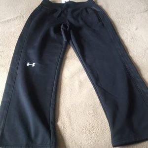 New Woman's Under Armour Cold Gear Sweatpants